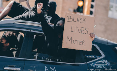 Black Lives Matter Cicero and Berwyn Walk - Photo by JAM1PHOTO